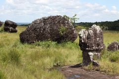 Serrania-de-la-Lindos. Colombia Royalty Free Stock Image