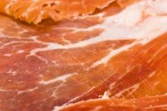 Serrano Ham Royalty Free Stock Image