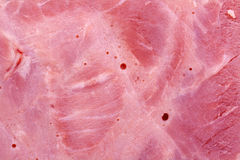 Serrano ham background closeup Royalty Free Stock Photography