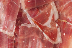 Serrano ham series 01 Royalty Free Stock Photos