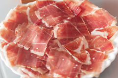 Serrano ham series 05 Stock Images