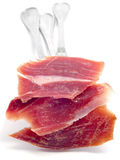 Serrano ham tapas Stock Photos
