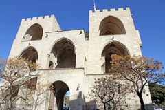 Serrano towers Valencia city Spain. The old strongholda Royalty Free Stock Image