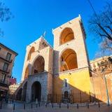 Serranos towers in Valencia, Spain Stock Photography