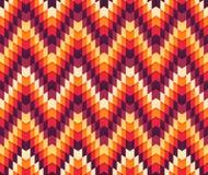 Serrated Pattern Stock Image