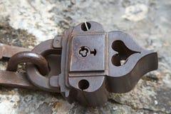 serratura Fotografie Stock