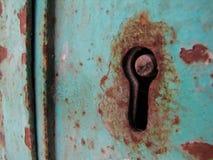 serratura arrugginita Fotografia Stock