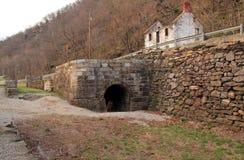 Serratura 33 del canale storico di C&O Fotografia Stock Libera da Diritti