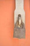 Serratura della chiave primaria Fotografia Stock Libera da Diritti