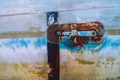 Serratura di Aicraft Fotografia Stock Libera da Diritti