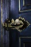 Serratura di porta Immagini Stock Libere da Diritti