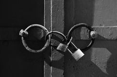 Serrature Fotografie Stock Libere da Diritti