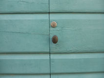 Serrature di porta fotografia stock