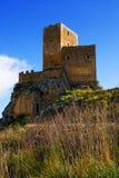 serravalle замока Стоковое Изображение RF