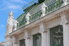 Serre chaude - Vienne - Autriche Photo libre de droits