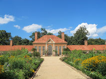 Serre en Tuin in Mount Vernon van Virginia stock fotografie