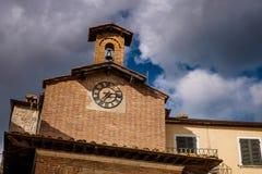 Serre of Rapolano, Siena - Tuscany Royalty Free Stock Photos