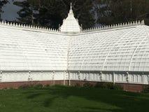 Serre van Bloemen, Golden Gatepark, San Francisco, 2 Stock Afbeeldingen