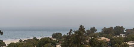 Serrekunda panorama Stock Images