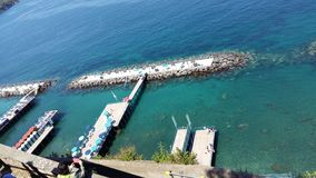 Serrento της Ιταλίας στοκ εικόνες