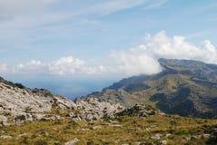 Serrer De Tramuntana góry, Majorca Zdjęcie Stock