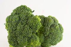 Serries verdes del brocolli Fotografía de archivo libre de regalías