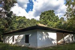 Sertanista房子 免版税图库摄影