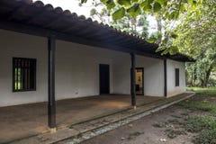 Sertanista房子 库存照片