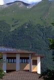 山serva 图库摄影