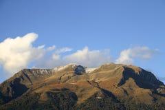 Serva mounain in Belluno Royalty-vrije Stock Afbeeldingen