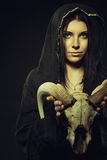 Servant of Darkness Royalty Free Stock Photos