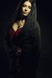 Servant of Darkness Stock Photo