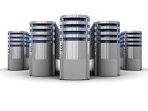 Server Fotografia Stock