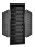 3 Server Lizenzfreie Stockfotos