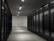 Server Immagine Stock Libera da Diritti