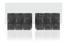 Server Array Royalty Free Stock Photography