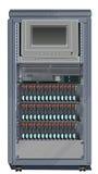 Server Cabinet, Rack Mounted 1 royalty free illustration