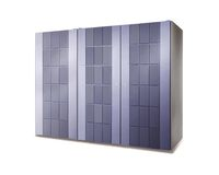 Server Cabinets Royalty Free Stock Photos