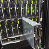 Server chassis Royalty Free Stock Photos