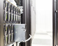 Server chassis Stock Photo