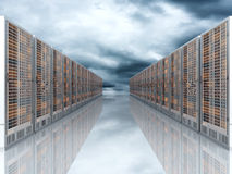 Server Cloud Stock Images