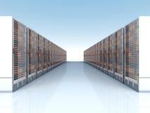 Server Cloud Royalty Free Stock Image