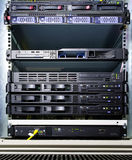 Server configuration Royalty Free Stock Photography