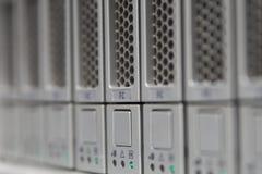 Server de rede Imagens de Stock Royalty Free