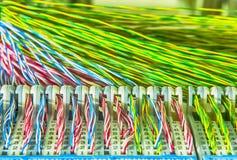Server della rete internet e di comunicazione Immagine Stock Libera da Diritti
