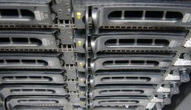 Server di memoria Immagini Stock