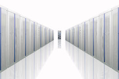 Server do Internet Imagens de Stock Royalty Free