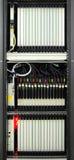 server för kommunikationsinternetnätverk Arkivfoton
