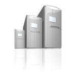 Server generations Stock Photo