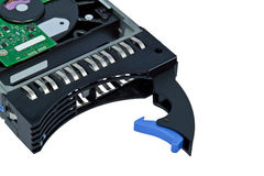 Server hard disk, HDD Stock Images